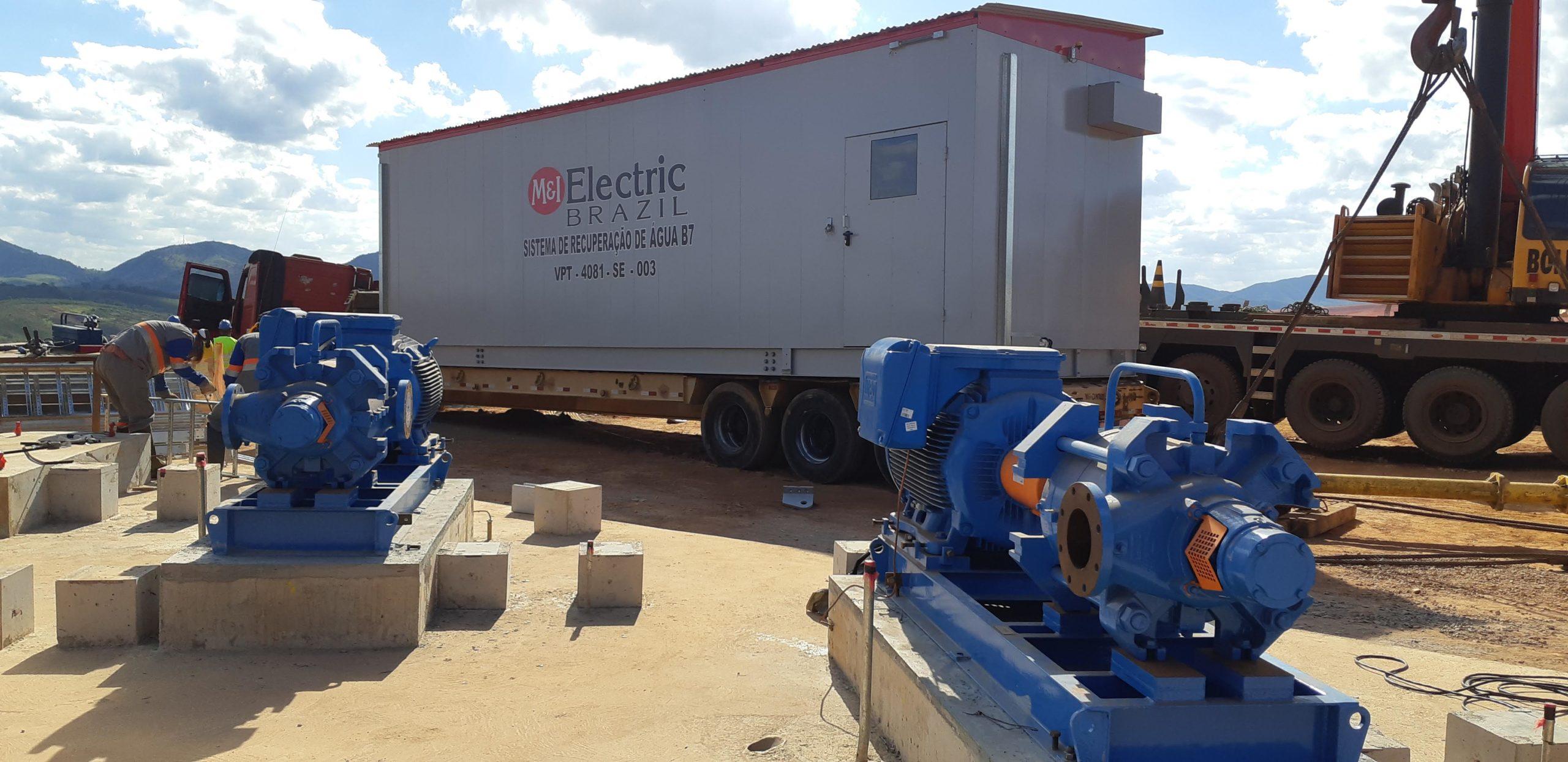 M&I Eletric Brazil tem foco no fornecimento de energia e manutenção elétrica